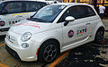 """ 15 - EXPO MILANO 2015 - FIAT 500e facing left eco friendly car.jpg"