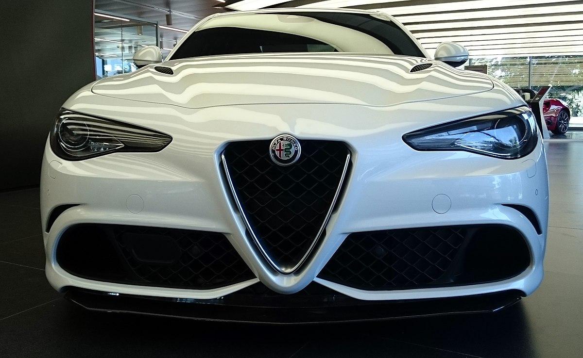 Px Italy Alfa Romeo Giulia Qv Pre Series At Museo Alfa Romeo Arese World Premiere