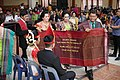 'Mangulosi' in traditional Batak marriage, Medan, Sumatra Utara, Indonesia.jpg