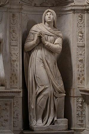 Rachel (sculpture) - Rachel