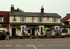 'The Old Crown', inn at Messing, Essex - geograph.org.uk - 192282.jpg