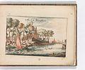 ' 't Huys Weeresteyn by the river Vecht' in- Tooneel Der Voornaamste Nederlands Huizen, En Lust Hoven, Naar T Leven Afgebeeld MET DP-1664-042.jpg