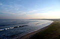 (Bay of Bengal) Beach View from Tenneti Park 05.JPG