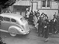 (Many people gathered outside a church) (AM 79414-1).jpg