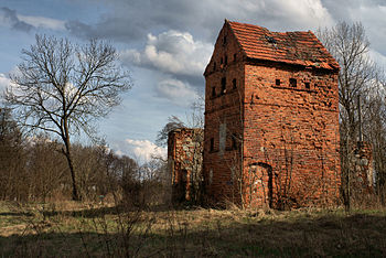 12: Manor house in Komorniki, PolandAuthor: Zetem
