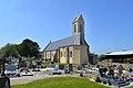 Église Notre-Dame de l'Assomption du Breuil-en-Bessin. Vue sud-est.jpg