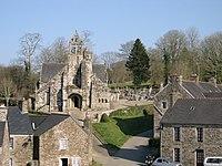 Église Saint-Envel - Loc-Envel - Côtes d'Armor - France - Mérimée PA00089307.jpg