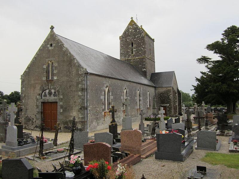 Église Saint-Georges de fr:Coudeville-sur-Mer