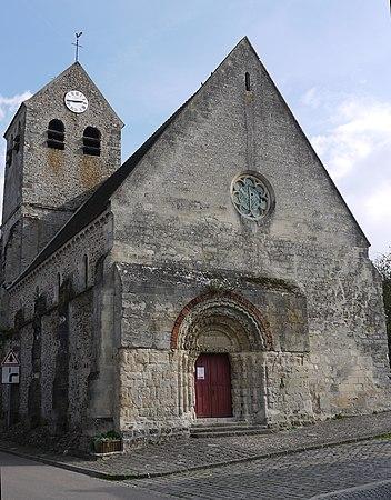 Église Saint-Médard d'Epaux-Bézu