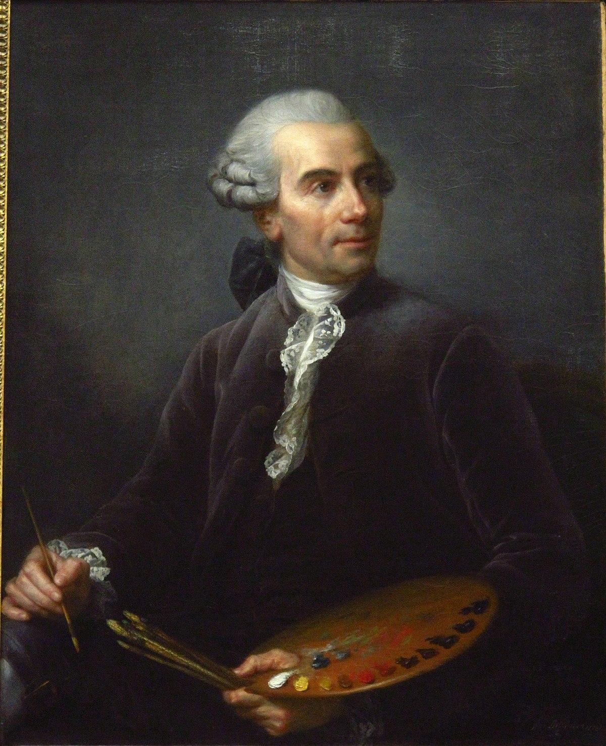 Claude joseph vernet wikipedia - Joseph vernet le port de bordeaux ...