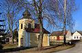 Újezdec (JH), chapel.jpg