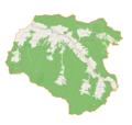 Łabowa (gmina) location map.png