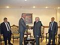 Επίσκεψη ΥΦΥΠΕΞ Σπ. Κουβέλη στη Βαγδάτη (06.06.2011) Deputy FM Kouvelis visit to Baghdad (6 June 2011) (5808303518).jpg