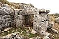 Καστρί Αλυζίας, η πύλη στο ΒΔ τμήμα της οχύρωσης. - panoramio.jpg