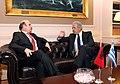 Συνάντηση ΥΠΕΞ Δ. Αβραμόπουλου με ΥΠΕΞ Αλβανίας E. Panariti (8050603722).jpg