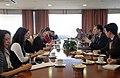 Συνάντηση ΥΠΕΞ Δ. Δρούτσα με ΥΠΕΞ Τουρκίας Α. Davutoglu - Greek FM D. Droutsas meets with his Turkish counterpart A. Davutoglu (5511246101).jpg