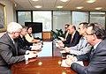 Συνάντηση ΥΦΥΠΕΞ Κ. Τσιάρα με Πρόεδρο Ουκρανικού Παγκοσμίου Συνεδρίου (7971467596).jpg