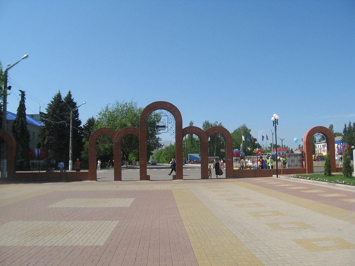 Анна (Воронежская область) — Википедия