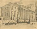 Архитектурне обличчя Полтави. 1919. № 10. Старо—Губернаторський Дім.png