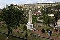 Братская могила, погибшим в 1944 году подпольщикам в Бахчисарае.jpg