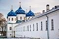 Великий Новгород - Собор Воздвижения Честного Креста Господня.jpg