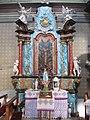 Вівтар святого Миколая, церква Покрови, Бучач.jpg