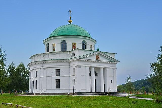 Николаевская церковь в Диканьке (1794—1797)