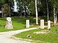 Кладбище Смилтайнес le cimetière Smiltaines Smiltaines kapi - panoramio.jpg