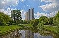 Либідь (річка), парк «Відрадний».jpg
