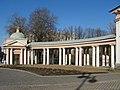 Лиговский 128. Крестовоздвиженская церковь, часовня и колоннада.jpg