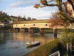 Мост через Рейн в Германию -) - panoramio.jpg