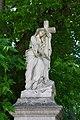 Надгробок на могилі Караваєва В. О. Байкове.JPG