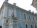 Никольский Морской собор, якорь на ограде.jpg