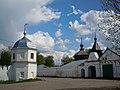 Одна из башен Благовещенского мужского монастыря,г.Муром,Владимирская область.jpg