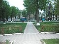 Парк у м. Бібрка ХІХ ст. Стан травень 2013 р. 1.JPG