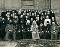 Патриарх Тихон, митрополит Сергий, духовенство и верующие.jpg