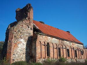 Kumehnen Church - Kumehnen Church
