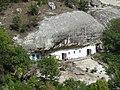 Свято-Успенский пещерный монастырь - Bakhchisaray Cave Monastery - panoramio (3).jpg