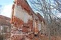 Село Самуйлово Усадьба Голицыных главный дом руины 12.JPG