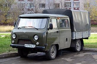 Ganja Auto Plant - Image: УАЗ 39094