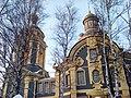 Церковь Николая Сербского в Троекурове, Рябиновая ул., дом 24 А, Очаково-Матвеевское, Западный округ, Москва.jpg