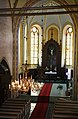 Цесис (Латвия) Интерьер храма Святого Иакова - panoramio.jpg