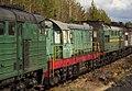 ЧМЭ3-1544, Russia, Arkhangelsk region, Urdoma stock base (Trainpix 213599).jpg
