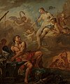 Шарль Жозеф Натуар. Венера у Вулкана, 64х53 см..jpg