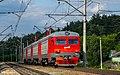 ЭР2К-1058, Россия, Новосибирская область, станция Издревая (Trainpix 166851).jpg