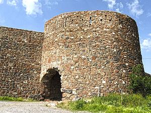 Dashtadem Fortress - Image: Դաշտադեմի ամրոց