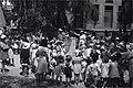 """ירושלים - חג הבכורים, גני הילדים בירושלים בתערוכת יובל ה-40 של הקק""""ל.-JNF039437.jpeg"""