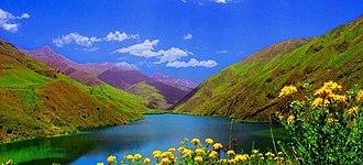 Lorestan Province - Gahar Lake Dorud