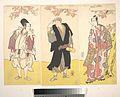 三代目市川八百藏・初代目尾上松助・三代目澤村宗十郎-Kabuki Actors Ichikawa Yaozō III, Onoe Matsusuke I, and Sawamura Sōjūrō III MET DP145656.jpg