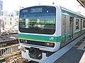 常磐線E231~Joban-line E231 - panoramio.jpg